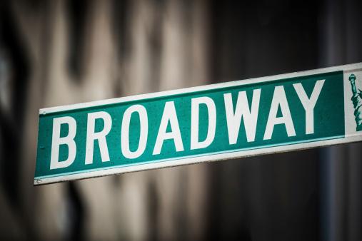 Avenue「Broadway avenue sign, New York City, USA」:スマホ壁紙(11)