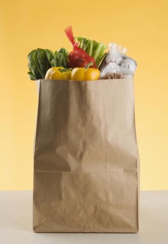 Supermarket「A full bag of groceries」:スマホ壁紙(8)