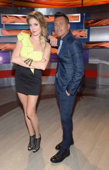 """Gustavo Caballero「Telemundo Launches New Show """"Suelta La Sopa""""」:写真・画像(16)[壁紙.com]"""
