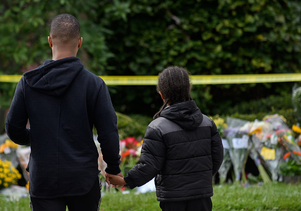 Pittsburgh「Pittsburgh Mourns Mass Shooting At Synagogue Saturday Morning」:写真・画像(16)[壁紙.com]