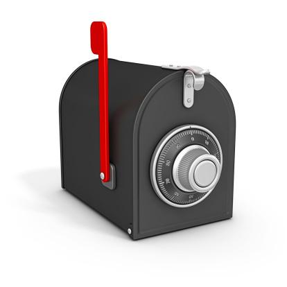 Password「mailbox security」:スマホ壁紙(2)