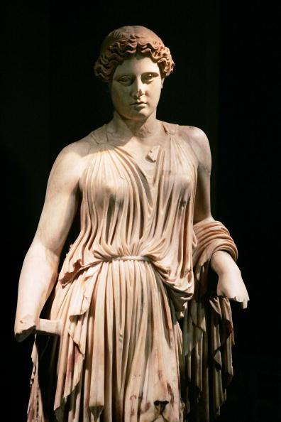 Sculpture「Chicago's Field Museum Opens Pompeii Exhibit」:写真・画像(5)[壁紙.com]
