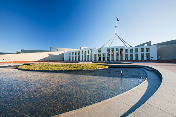 Parliament Building「The new Australian parliament building in Canberra, Australia.」:写真・画像(0)[壁紙.com]