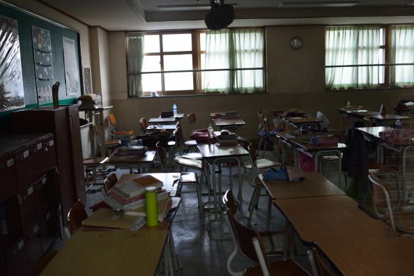 Classroom「Ferry Disaster Devastates Danwon High School」:写真・画像(17)[壁紙.com]