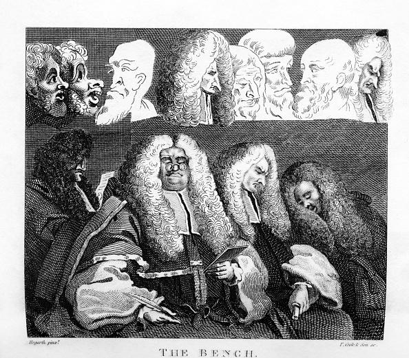 William Hogarth「The Bench by William Hogarth」:写真・画像(10)[壁紙.com]