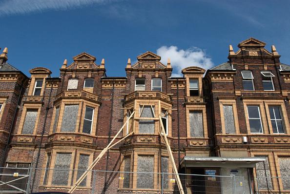Copy Space「Period house under renovation, Great Yarmouth, United Kingdom」:写真・画像(2)[壁紙.com]