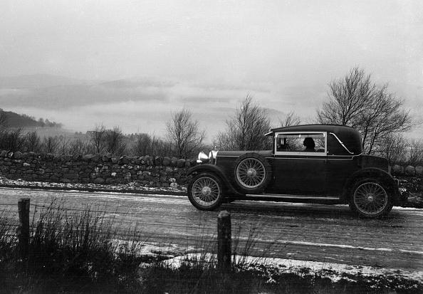 Rally Car Racing「Talbot 14/45 Sportsmans Coupe 1665 Cc」:写真・画像(12)[壁紙.com]