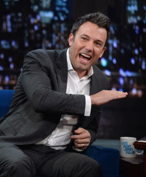 "Visit「Ben Affleck Visits ""Late Night With Jimmy Fallon""」:写真・画像(15)[壁紙.com]"