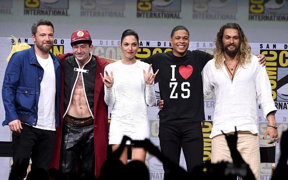 Comic con「Comic-Con International 2017 - Warner Bros. Pictures Presentation」:写真・画像(6)[壁紙.com]