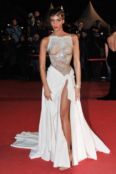 透明「NRJ Music Awards 2012 - Red Carpet Arrivals」:写真・画像(15)[壁紙.com]
