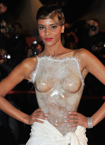 Transparent「NRJ Music Awards 2012 - Red Carpet Arrivals」:写真・画像(7)[壁紙.com]