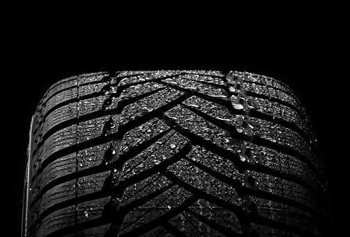 Rain「Winter tire」:スマホ壁紙(1)