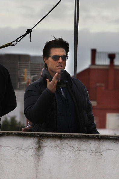 Knight & Day「'Knight and Day' Shooting in Seville」:写真・画像(3)[壁紙.com]