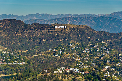 City Of Los Angeles「Hollywood Sign」:スマホ壁紙(12)