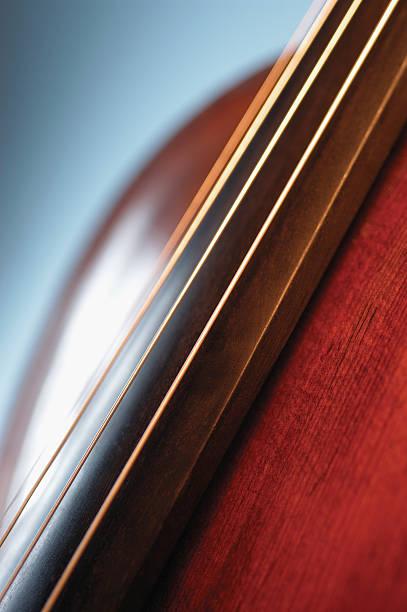 Extreme close-up of violin:スマホ壁紙(壁紙.com)