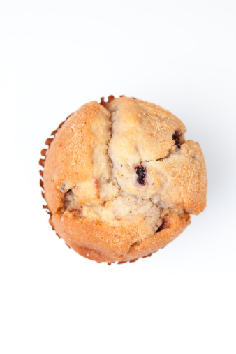 Muffin「Extreme close up of a muffin」:スマホ壁紙(19)