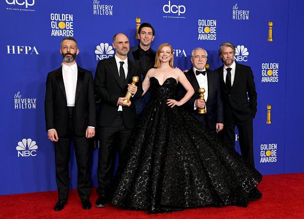 Continuity「77th Annual Golden Globe Awards - Press Room」:写真・画像(0)[壁紙.com]
