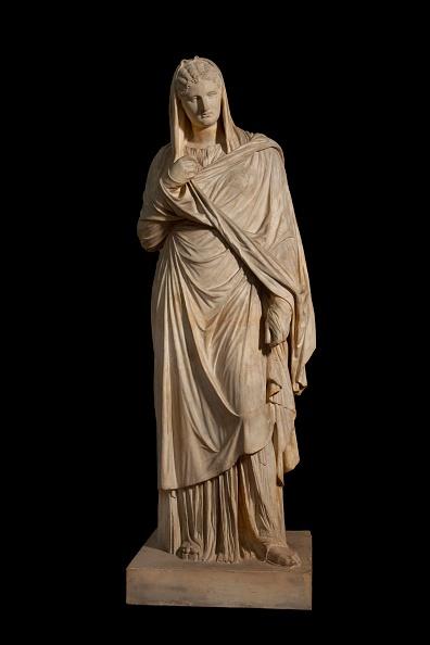 Female Likeness「Large Herculaneum Woman」:写真・画像(9)[壁紙.com]