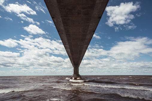 Northeastern England「Confederation Bridge」:スマホ壁紙(0)
