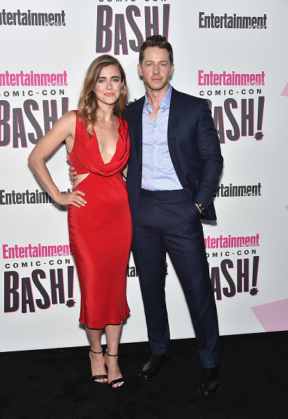 Cowl Neck「Entertainment Weekly Hosts Its Annual Comic-Con Party At FLOAT At The Hard Rock Hotel In San Diego In Celebration Of Comic-Con 2018 - Arrivals」:写真・画像(19)[壁紙.com]