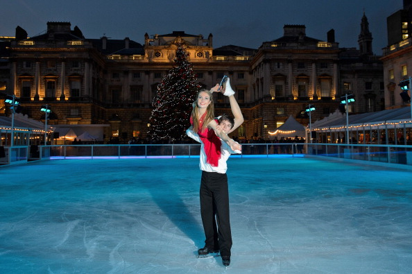 Somerset House「Skate at Somerset House Photo Call」:写真・画像(12)[壁紙.com]