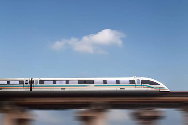 Maglev train in Shanghai,China:スマホ壁紙(壁紙.com)