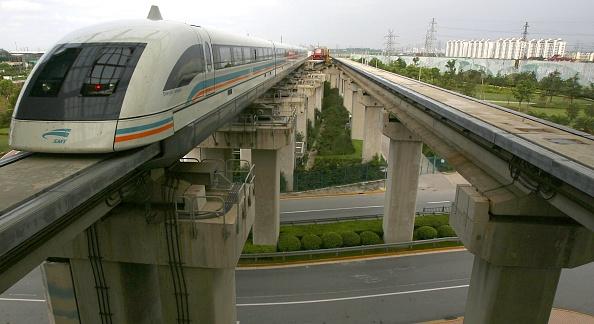 Shanghai「China May Abandon Shanghai-Hangzhou Maglev Line」:写真・画像(13)[壁紙.com]