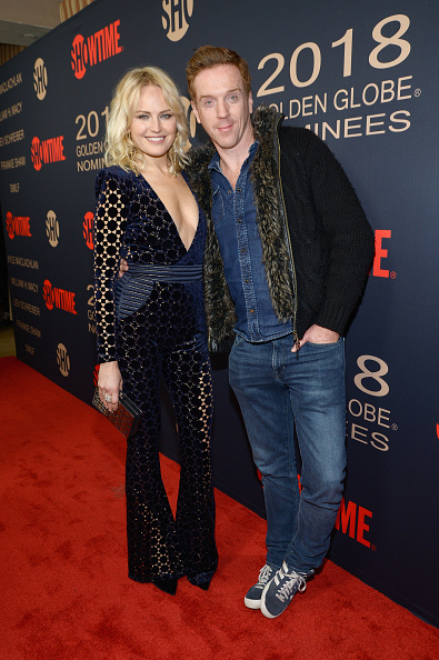 Double Denim「Showtime Golden Globe Nominees Celebration - Red Carpet」:写真・画像(13)[壁紙.com]