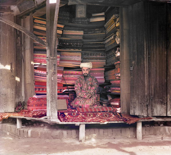 Rug「Merchant Of Samarkand」:写真・画像(16)[壁紙.com]