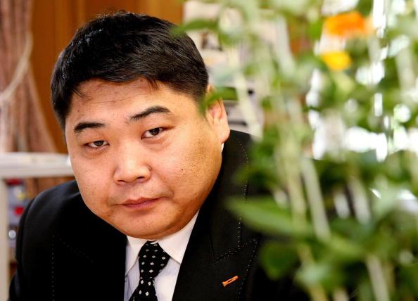 旭鷲山「Mongolian Ex Sumo Wrestler Announces Candidacy For Parliament」:写真・画像(4)[壁紙.com]