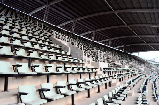 Man Made Structure「Seat in the stadium」:スマホ壁紙(10)