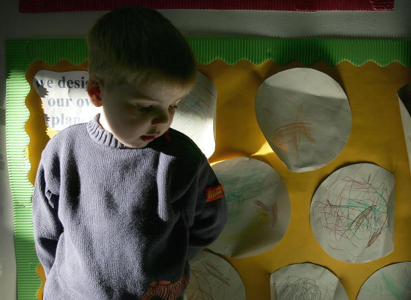 Toddler「Parents Call For Childcare Subsidies」:写真・画像(13)[壁紙.com]