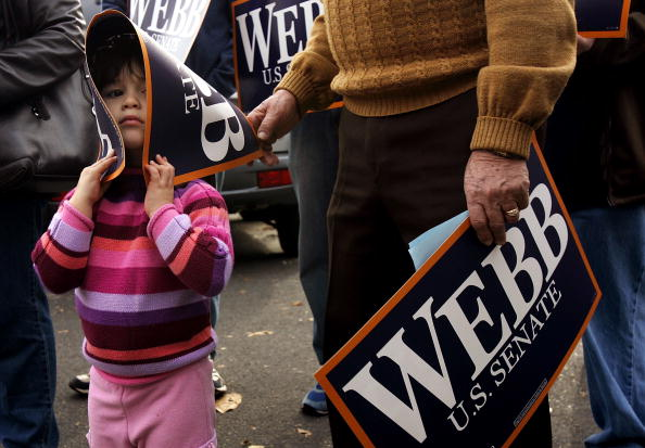 Elementary Age「Voters Go To The Polls In Highly-Contested Midterm Elections」:写真・画像(13)[壁紙.com]