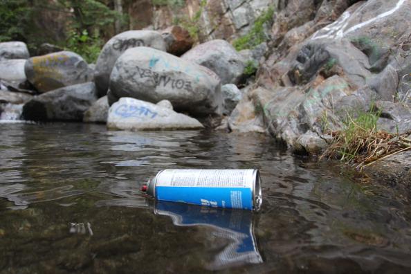 Wilderness Area「Vandals Target Los Angeles Area National Forests」:写真・画像(9)[壁紙.com]