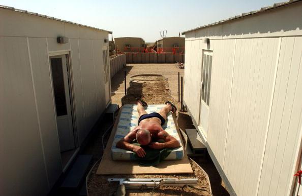 Marco Di Lauro「British Troops In Iraq」:写真・画像(0)[壁紙.com]