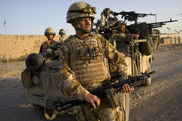 British Military「British Troops Conduct Operation Lastay Kulang in Sangin Valley in Afghanistan」:写真・画像(9)[壁紙.com]