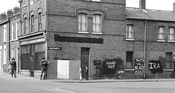 Graffiti「Belfast Graffiti」:写真・画像(8)[壁紙.com]