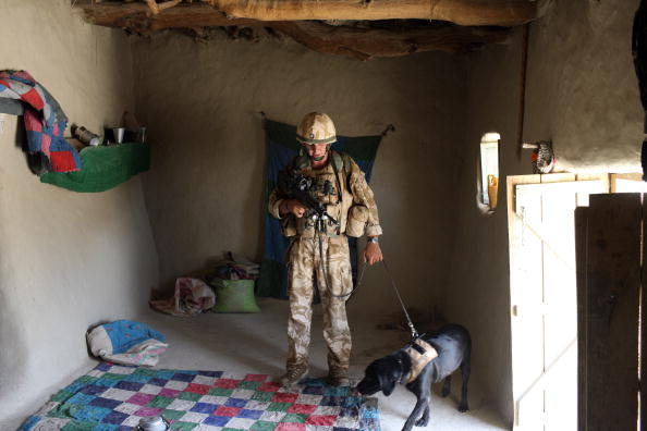 Repetition「British Paratroopers Conduct Operation To Capture Taliban Leaders」:写真・画像(16)[壁紙.com]