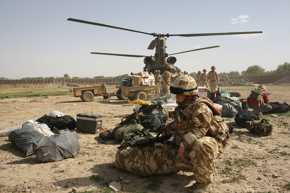 CH-47 Chinook「British Army HQ Coordinates Afghan Operations」:写真・画像(15)[壁紙.com]