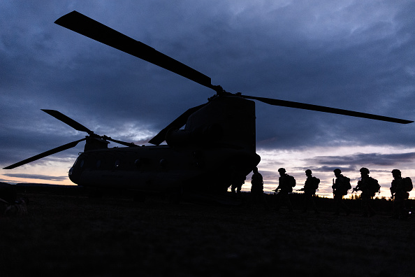 British Military「NATO Exercise 'Trident Juncture' Begins in Norway」:写真・画像(12)[壁紙.com]