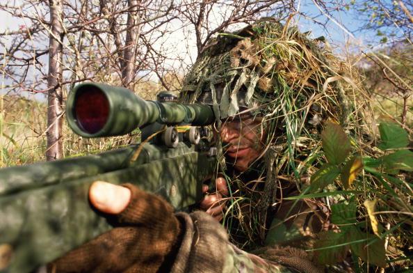 練習「British Sniper」:写真・画像(15)[壁紙.com]