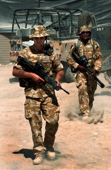 Dust「UK Considers Sending More Troops To Iraq」:写真・画像(10)[壁紙.com]