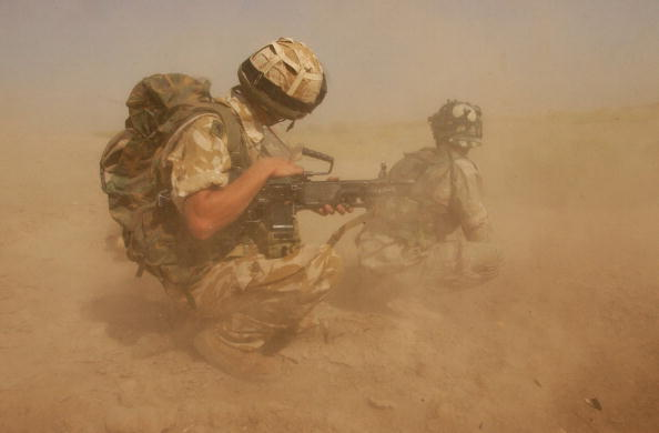 British Military「British Troops In Iraq」:写真・画像(3)[壁紙.com]