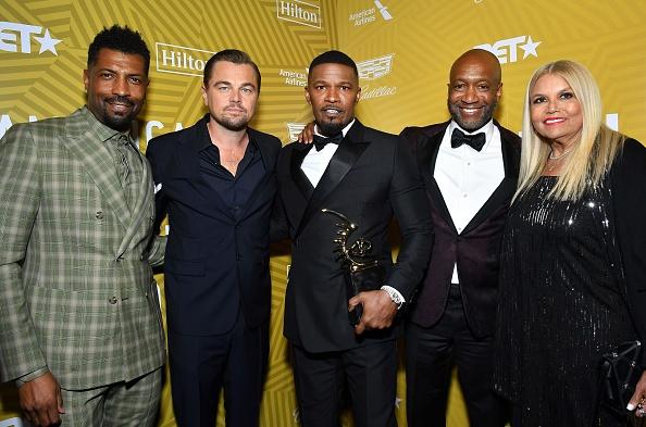 Leonardo DiCaprio「American Black Film Festival Honors Awards Ceremony - Backstage」:写真・画像(14)[壁紙.com]
