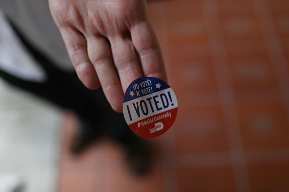 Voting「Voters Go To The Polls In Florida Primary」:写真・画像(19)[壁紙.com]