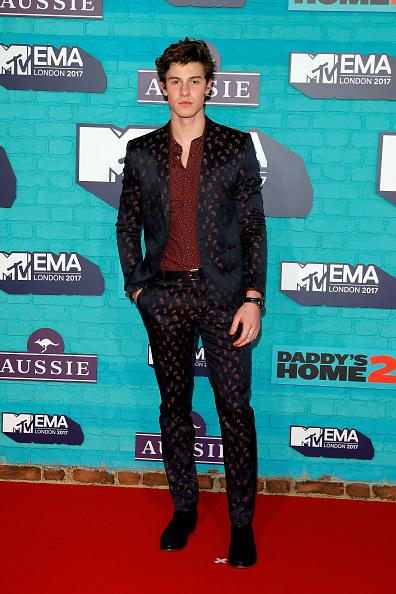 MTV Europe Music Awards「MTV EMAs 2017 - Red Carpet Arrivals」:写真・画像(4)[壁紙.com]