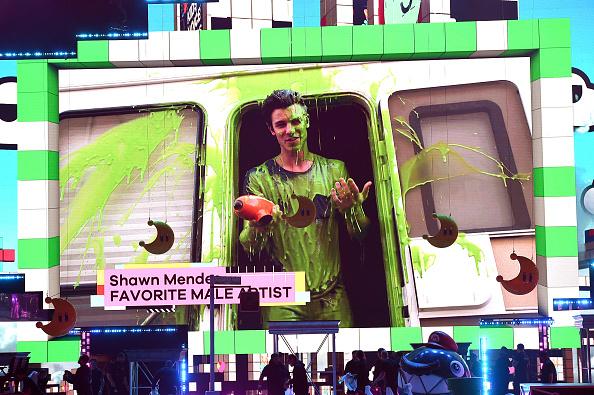 Kids Choice Awards「Nickelodeon's 2018 Kids' Choice Awards - Show」:写真・画像(9)[壁紙.com]
