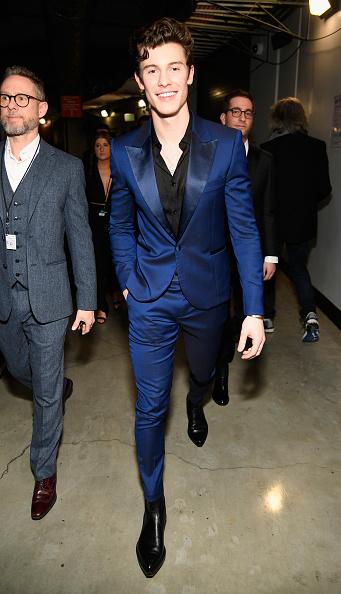 グラミー賞「61st Annual GRAMMY Awards - Backstage」:写真・画像(16)[壁紙.com]