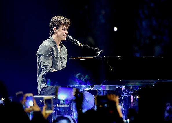 アメリカ合州国「Shawn Mendes With Charlie Puth In Concert - Brooklyn, New York」:写真・画像(4)[壁紙.com]