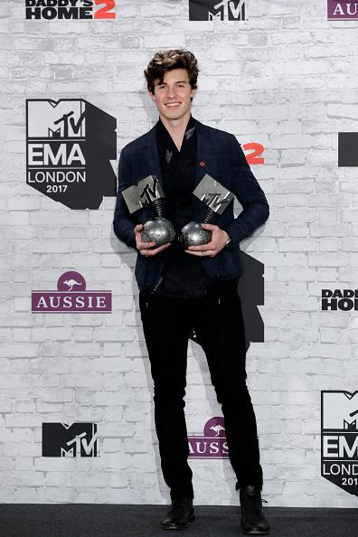 MTV Europe Music Awards「MTV EMAs 2017 - Winners Room」:写真・画像(15)[壁紙.com]
